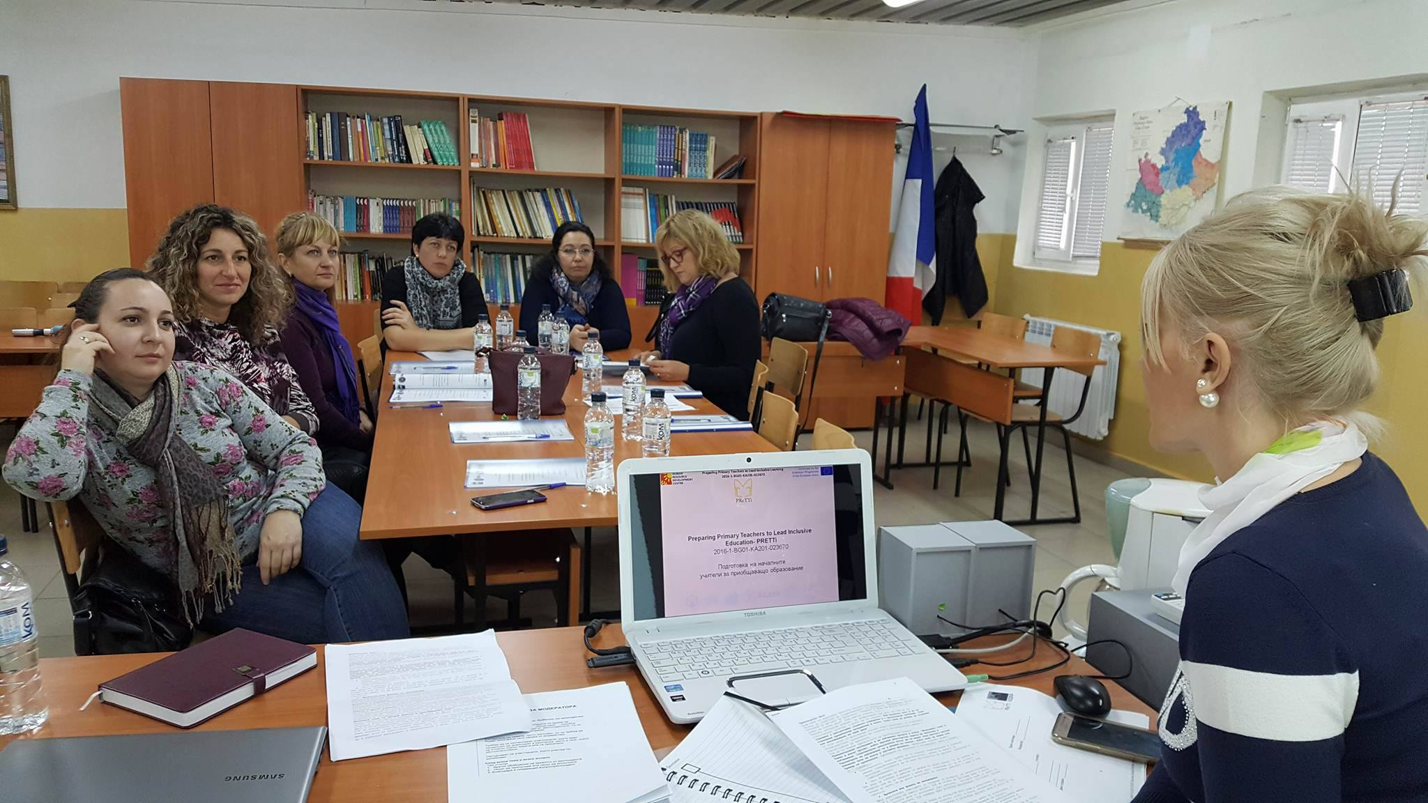 Специалисти от РЦ – Враца се включиха във фокус групи